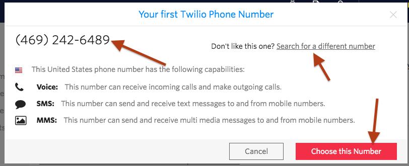 How do I create and publish a Twilio bot? / FAQ's / Forums